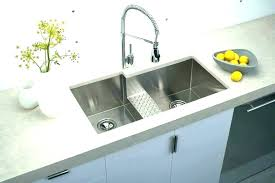 sink with cutting board executive chef regard to remodel kohler stainless steel