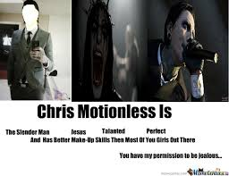 Chris Motionless by memelessinwhite - Meme Center via Relatably.com