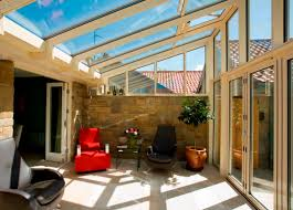 conservatory lighting ideas. Beautifully Expand The Interior Of Your Home Outside Through These 5 Conservatory Uses Homesthetics Decor ( Lighting Ideas