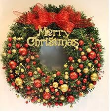 fruit christmas decorations. Interesting Fruit Christmas Wreath Fruit Christmas Wreath Pendant Decorations  Festival Ornaments 50cm Throughout Fruit Decorations U