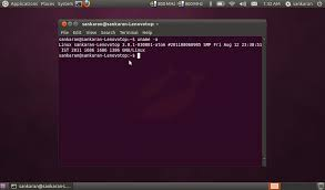 My experiments with Linux: Custom 32 bit ubuntu kernel 3.0.1 ...