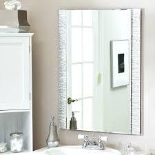 large frameless mirror. Awesome Frameless Mirror Hangers Large Wall Http Drrw Us Pinterest Bathroom L