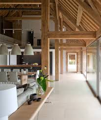 Barn House Interior Contemporary House Interior Zampco
