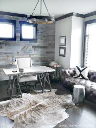 rustic office design. Modern Rustic Office - Come Take A Tour Of This Home With Dark Wood Trim Design S