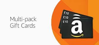 amazon. Exellent Amazon Amazon Gift Cards In Multipacks For E