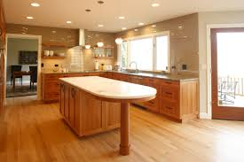 Medium Oak Kitchen Cabinets Kitchen Portland Oak Kitchen Cabinets Hampton Bay 18x84x24 In