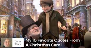 A Christmas Carol Quotes Inspiration My 48 Favorite Quotes From A Christmas Carol Seton Magazine