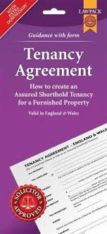 This document sets the rights and responsibilities of each party and defines how the rented property should be used. Furnished Tenancy Agreement Form Pack How To Create An Assured Shorthold Tenancy For A Furnished Property In England Or Wales 9781907765537 Amazon Com Books