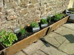 Small Picture COLDHARBOUR COTTAGE Blog Archive Herb Garden