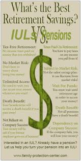 Which Is The Best Retirement Savings Plan Pensions Or Index