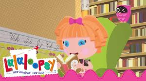 books open your imagination we re lalaloopsy now streaming on you