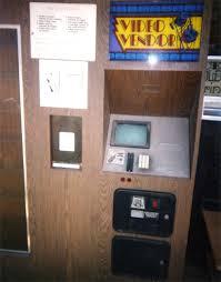 Video Vending Machine Fascinating Vending Machines Rani Baker Digs You