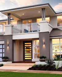 modern house designs and floor plans new pinterest with
