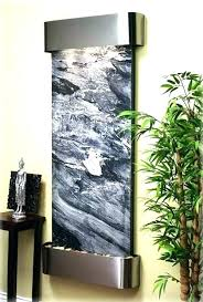indoor wall water fountains. Indoor Wall Mounted Water Fountains Interior Features