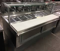 refrigerated prep table w over structure 73 w x 34 d x 53 h 2 795 00