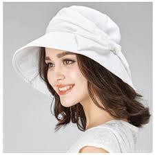 UV protection bow bucket <b>hat</b> for women summer autumn sun hats ...