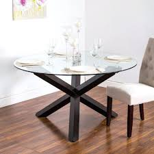 glass kitchen table round glass dining tablet for a higher level lifestyle round glass dining tables