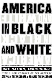 America in Black and White: One Nation, Indivisible: Thernstrom, Stephan,  Thernstrom, Abigail: 9780684844978: Amazon.com: Books