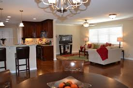 Kitchen Open To Dining Room Open Family Room Dining Room Kitchen Makes For Great