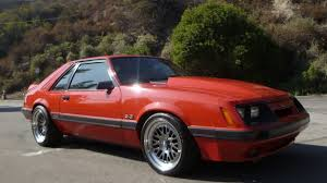 1986 Ford Mustang GT | T190 | Anaheim 2012