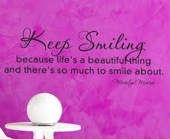 A Beautiful Smile Quote Best of Quotes About Beauty And Smile 24 Quotes