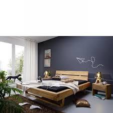 Bett Be 0280 Kiefer Massiv Honig Eiche Geölt Schlafzimmer 180x200