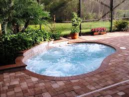 image of small inground pool cost