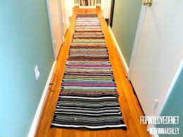 extra long hallway rug runners hall full image for throughout interesting ikea runner blue with red