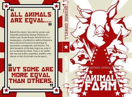 week    final essay animal farm   korso  animal farm book cover v a by astrocrush