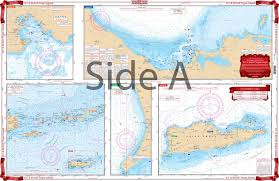 Bvi Navigation Charts U S And British Virgin Islands Navigation Chart 32