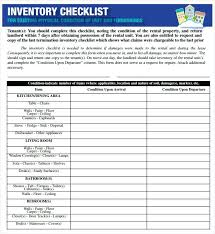 Property Inventory Template Free Download Property Inventory Template Free Download Rental Excel Gocreator Co