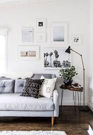 Living Room : Living Room Dark Gray Couch White Walls Decoration For Moder  Decoration For Modern Living Room ~ G7 Webs