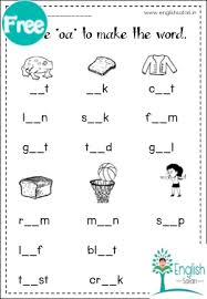 A fun phonics activity to get your pupils practising oa sounds. Oa Ow Words Worksheets Free Www Kaash Us Englishsafari