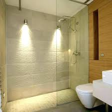 in shower lighting shower light fixtures contemporary lighting with decoration amazing recessed in ideas bathroom can in shower lighting