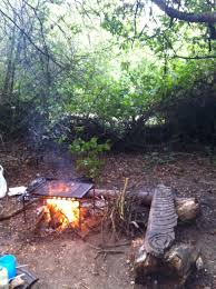 camping in the woods with a fire. Wonderful Camping Campsite Camping Campsite Woods Camp Fire In Camping The Woods With A Fire I