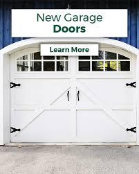 we solve your problem in one visit garage door repair