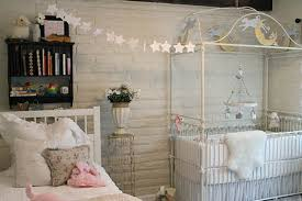 romantic vintage nursery design for a baby girl kidsomania
