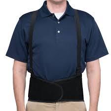 Black Back Support Belt - Medium. Main Picture Medium