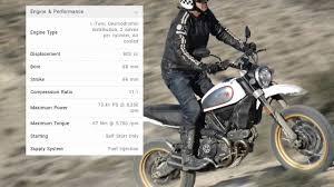 ducati desert sled specifications 2017 youtube