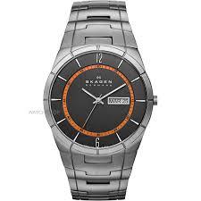 """men s skagen melbye titanium watch skw6008 watch shop comâ""""¢ mens skagen melbye titanium watch skw6008"""