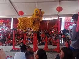 Dance stil preserved quietly with internal excercises with limitedly recruit. Barongsai Dan Liang Liong Hibur Warga Kota Kupang Victory News