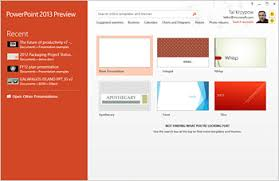 Design For Powerpoint 2013 Microsoft Powerpoint Version Differences