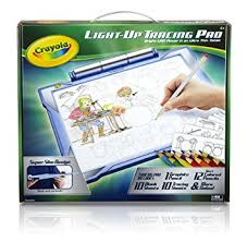 Small Picture Amazoncom Crayola Light up Tracing Pad Coloring Board for Kids