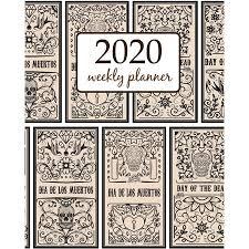 2020 2020 Weekly Planner Weekly Monthly Planner 2020 2020 Weekly Planner Calendar