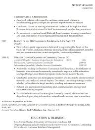 Resume Examples Project Management And Team Leadership Leadership Skills  Resume