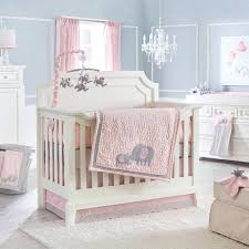 pink and grey elephant nursery full size of nursery pink and grey chevron baby bedding also gray chevron