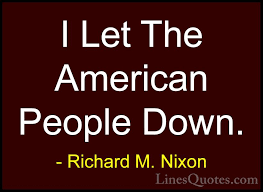 Richard Nixon Quotes Cool Richard M Nixon Quotes And Sayings With Images LinesQuotes