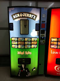 Ben And Jerry's Vending Machine Extraordinary 48 Vending Machines You Did Not Know Existed