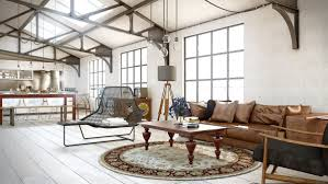 Industrial Living Room Furniture 25 Phenomenal Industrial Style Living Room Designs With Brick