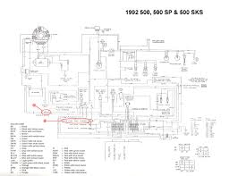 92 indy quits when warm 1999 polaris snowmobile wiring diagrams 4